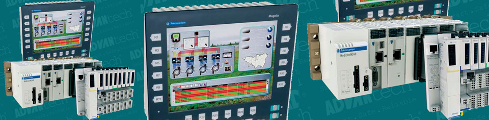 Programmable Logic Controllers and Human Machine Interfaces