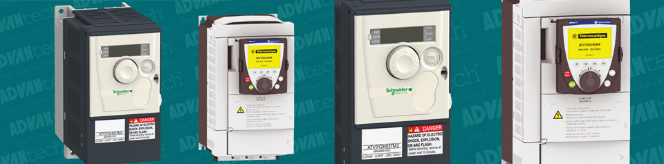 Supplying and Installing Variable Speed Drives & Soft-Starts.